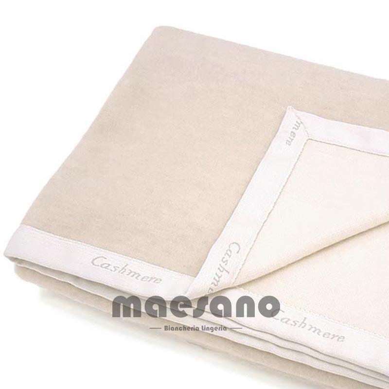 quality design ebbba a02bd COBI Coperta MIKI Matrimoniale 75% Lana 25% Cashmere